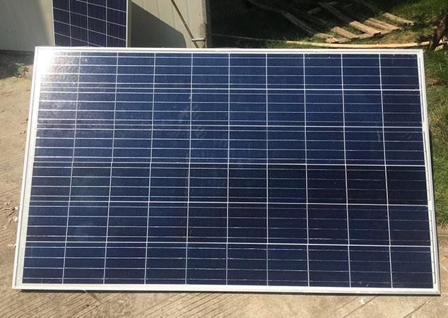 太阳能路灯光伏板